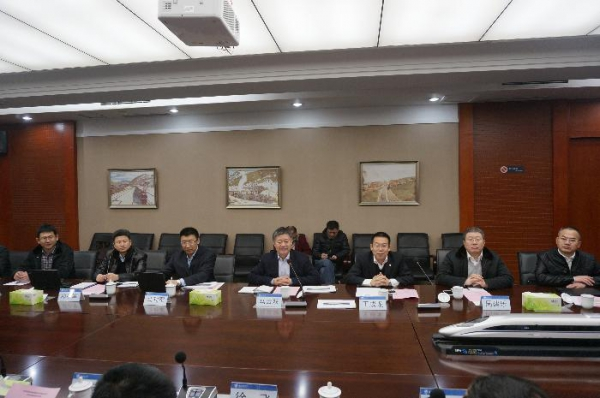 中车青岛四方机车车辆股份有限公司代表团访问