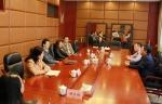 哈尔滨音乐学院领导来我校考察调研 - 四川音乐学院