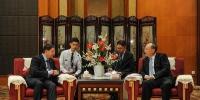 尹力会见联合国世界旅游组织秘书长瑞法依一行 - 四川日报网