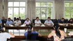 学校召开网络安全和舆情工作会 - 四川师范大学
