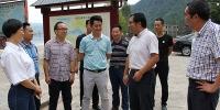 樊晟在眉山开展安全生产大检查专项督查工作 - 住房与城乡建设厅