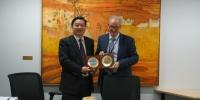 校长陈永灿率团访问澳新高校 - 西南科技大学
