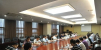 学校党委召开巡视整改领导小组第三次(扩大)会议 - 中国民用航空飞行学院