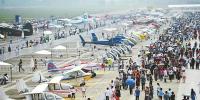 国庆中秋假期超过30万人次观看2017四川(德阳)国际航空航天展览会 - 人民政府