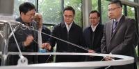 彭宇行副省长调研科技创新工作 - 科技厅
