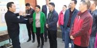 省扶贫移民局副局长唐义赴汶川县、黑水县督导贫困退出验收工作 - 扶贫与移民