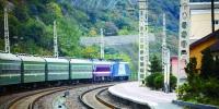 """""""西成""""开通后""""宝成""""不休 每天仍开行13对客车20对货车 - 广播电视台"""
