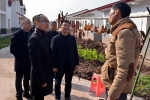 王飞虎到义和大义安北调研脱贫攻坚 - Qx818.Com