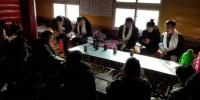 玉管局工作组到德格县洞庄村调研督导脱贫攻坚对口帮扶工作 - 水利厅