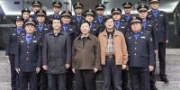 四川省城市管理执法监督局举行着装仪式 - 住房与城乡建设厅