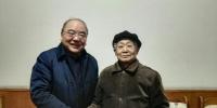 科技厅党组书记、厅长刘东率队走访慰问离退休老干部 - 科技厅