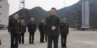 习近平视察驻四川部队某基地,向全军官兵致以新春祝福 - 共青团