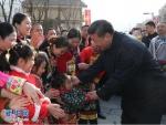 习近平节前夕赴四川看望慰问各族干部群众 - 中小企业局