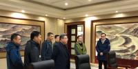 都管局:新春慰问 情暖职工 - 水利厅