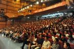 坚守艺术理想  培养德艺双馨的艺术人才——学校举行2018级新生开学典礼暨开学第一课 - 四川音乐学院