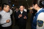 省领导率队检查国庆节前安全生产工作 - 人民政府