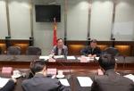 省领导专题研究成都平原城市群轨道交通规划工作 - 人民政府
