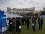 学校举办2019届毕业生双选会 - 四川邮电职业技术学院