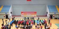 省高校离退休教职工气排球比赛在我校举行 - 西南科技大学