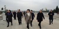 苟小莉在督导园区在建企业和重点项目建设时强调: - Qx818.Com