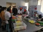学校开展学生食堂食品安全专项检查 - 成都理工大学工程技术学院
