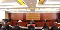 四川省委常委、组织部长王正谱一行到校调研 - 四川音乐学院