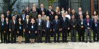 成都国际友城高校联盟第二届理事会会议召开 - 成都大学