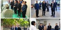 西北农林科技大学党委副书记闫祖书一行来校访问 - 西南科技大学
